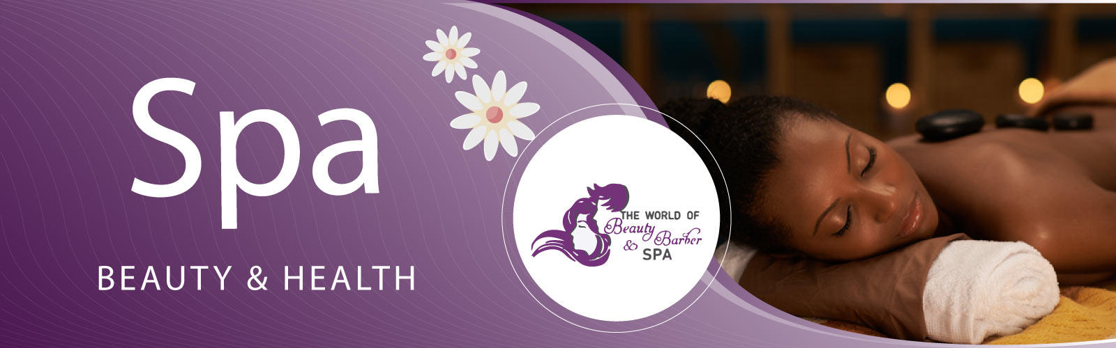 The World Of Beauty Barber & Spa